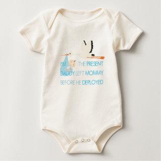 Body Para Bebé Soy el actual papá dejado antes de que él