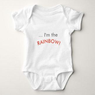 Body Para Bebé … ¡Soy el arco iris!