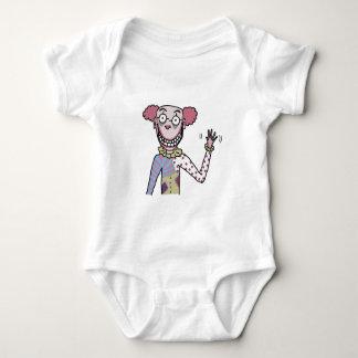 Body Para Bebé Sr. Dingles