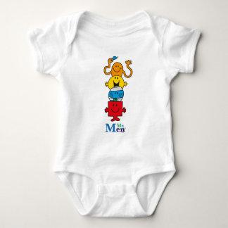 Body Para Bebé Sr. Men Standing Tall de Sr. Men el  
