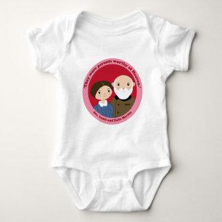 Body Para Bebé Sts. Louis y Zelie Martin
