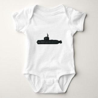 Body Para Bebé submarino