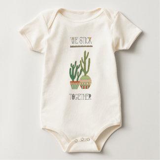 Body Para Bebé Sudoeste Geo VIII el | que nos pegamos junto