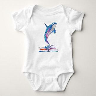 Body Para Bebé sueño del libro