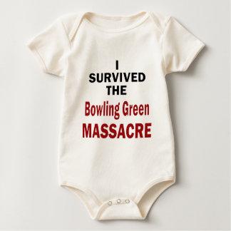 Body Para Bebé Superviviente de la masacre de Bowling Green