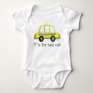 Body Para Bebé T está para el inspector del amarillo NYC New York