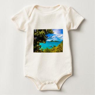 Body Para Bebé Tailandia hermosa