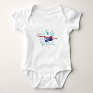 Body Para Bebé Tan fresco