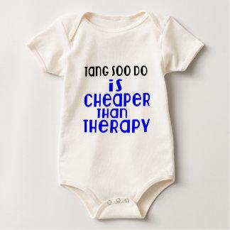 Body Para Bebé Tang Soo hace es más barato que terapia