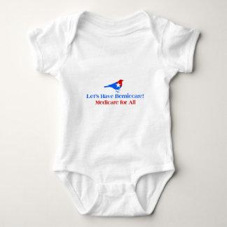 Body Para Bebé Tengamos Berniecare - Seguro de enfermedad para