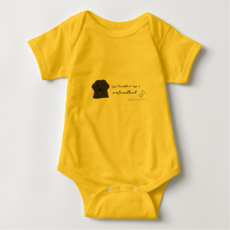 Body Para Bebé Terranova