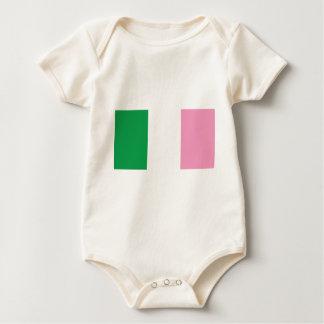 Body Para Bebé Terranova tricolor