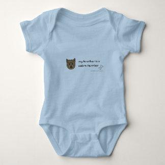 Body Para Bebé terrier de mojón