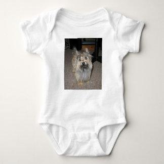 Body Para Bebé terrier de mojón lleno