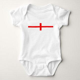 Body Para Bebé texto conocido inglés del símbolo largo de la