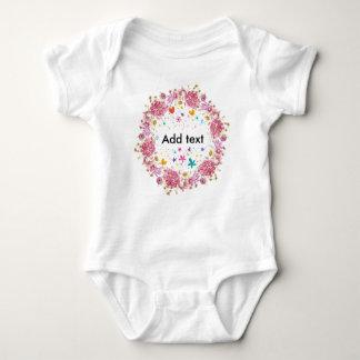 Body Para Bebé Texto personalizado para los niños