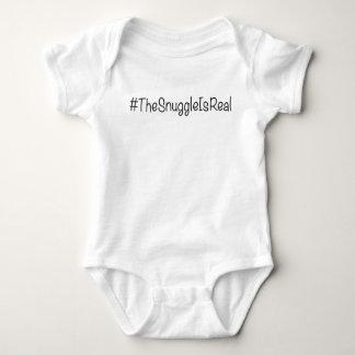 Body Para Bebé #TheSnuggleIsReal