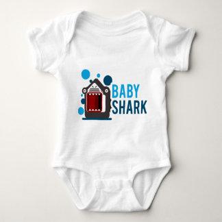 Body Para Bebé Tiburón del bebé