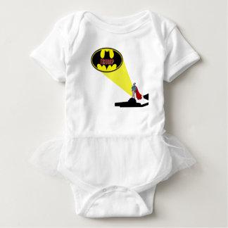 Body Para Bebé tío Sam