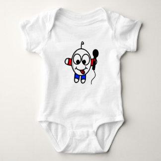 Body Para Bebé Tipo divertido que canta