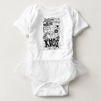 Body Para Bebé tipografía