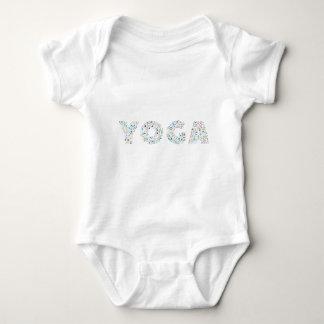 Body Para Bebé Tipografía de la yoga
