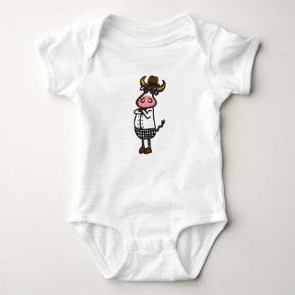 Body Para Bebé tippy derecho
