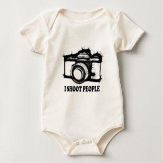 Body Para Bebé Tiro a gente