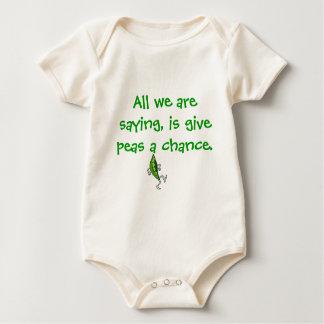 Body Para Bebé Todos lo que estamos diciendo, que somos damos a