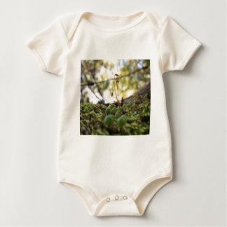 Body Para Bebé Tolerancia cubierta de musgo