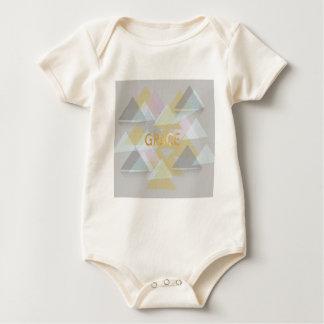 Body Para Bebé Tolerancia multiplicada