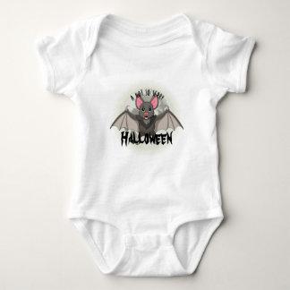 Body Para Bebé Torpe, el pequeños palo y A Halloween no tan