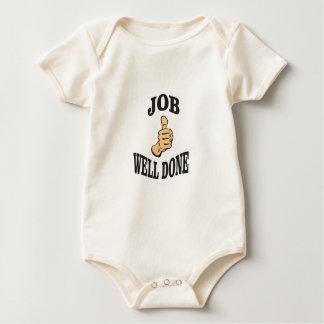 Body Para Bebé trabajo hecho bien