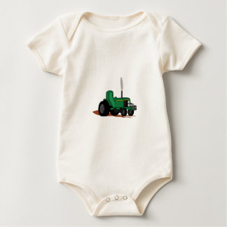 Body Para Bebé Tracción del tractor