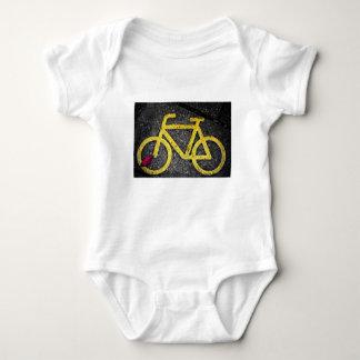 Body Para Bebé tráfico de bicicleta