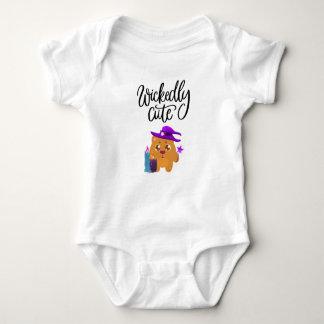 Body Para Bebé Travieso lindo