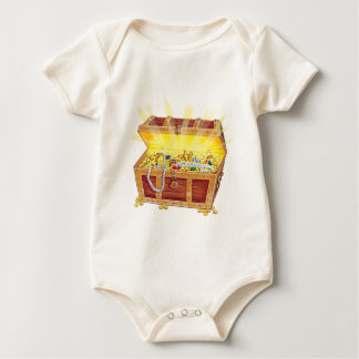 Body Para Bebé Treasurechest