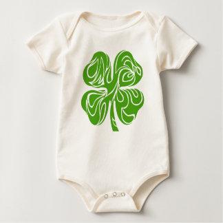 Body Para Bebé Trébol Céltico