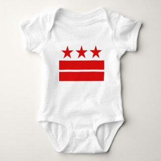 Body Para Bebé Tres estrellas 2 barras