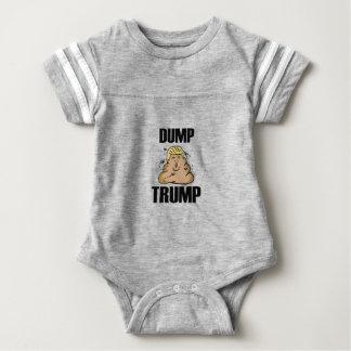 Body Para Bebé Triunfo de la descarga divertido