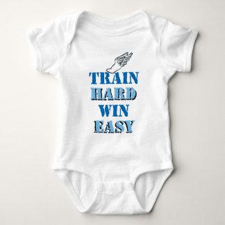 Body Para Bebé Triunfo duro del tren fácil - atletismo