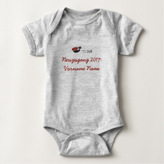 Body Para Bebé TTV Erstlingsbody