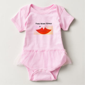 Body Para Bebé Tutú de Foxey Moxey del niño