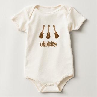 Body Para Bebé ukuleles