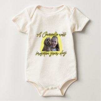 Body Para Bebé Un Cavoodle aclarará su día