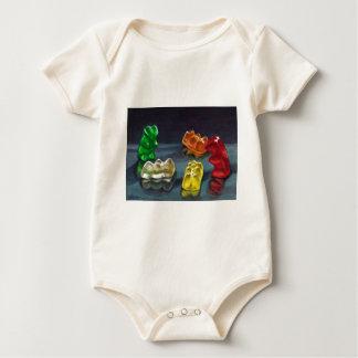 Body Para Bebé Un paquete del caramelo