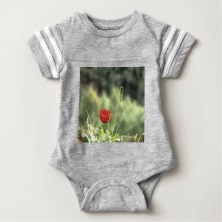 Body Para Bebé Una amapola