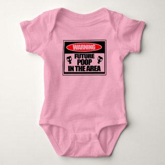 Body Para Bebé Una pieza de los bebés, impulso futuro en el área