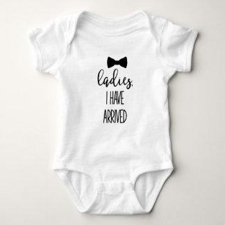 Body Para Bebé Una pieza linda de la llegada de la cita del