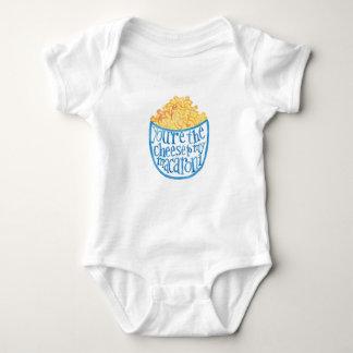 Body Para Bebé Usted es el queso a mis macarrones